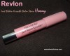 Revlon Bitten Just Kissable lip balm stain honey review and swatches