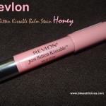 Revlon Just Bitten Kissable Balm Stain Honey Douce Review Swatches Photos