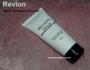 Revlon Eye & Lip makeup remover