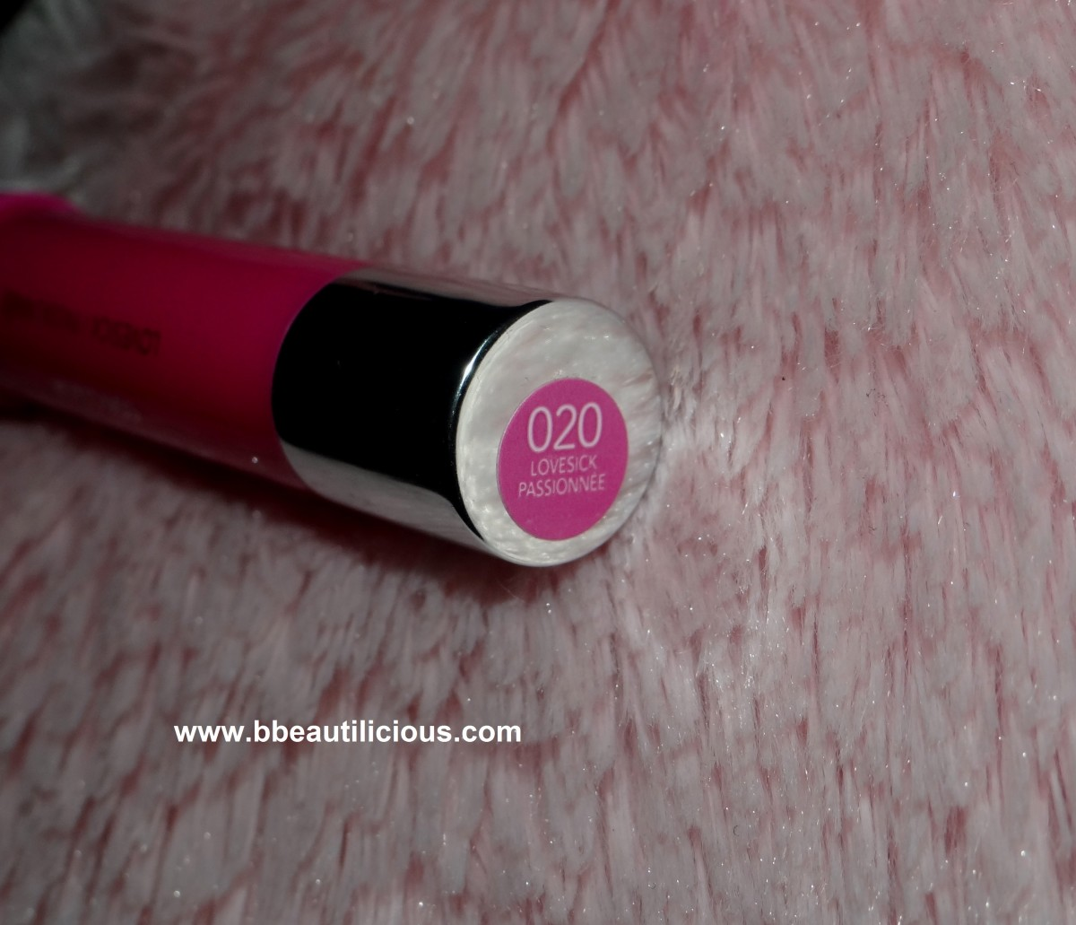 Revlon Just Bitten Kissable Lip balm Stain Lovesick  review