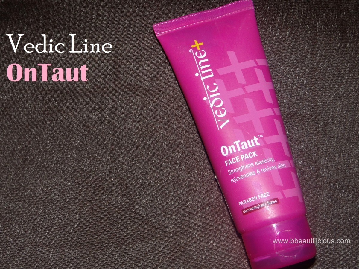 Vedic line ontaut face pack