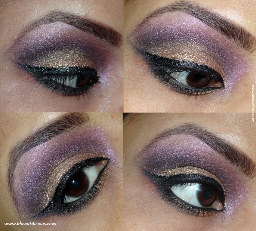 Inglot Eyeshadow AMC shine 49 eyemakeup