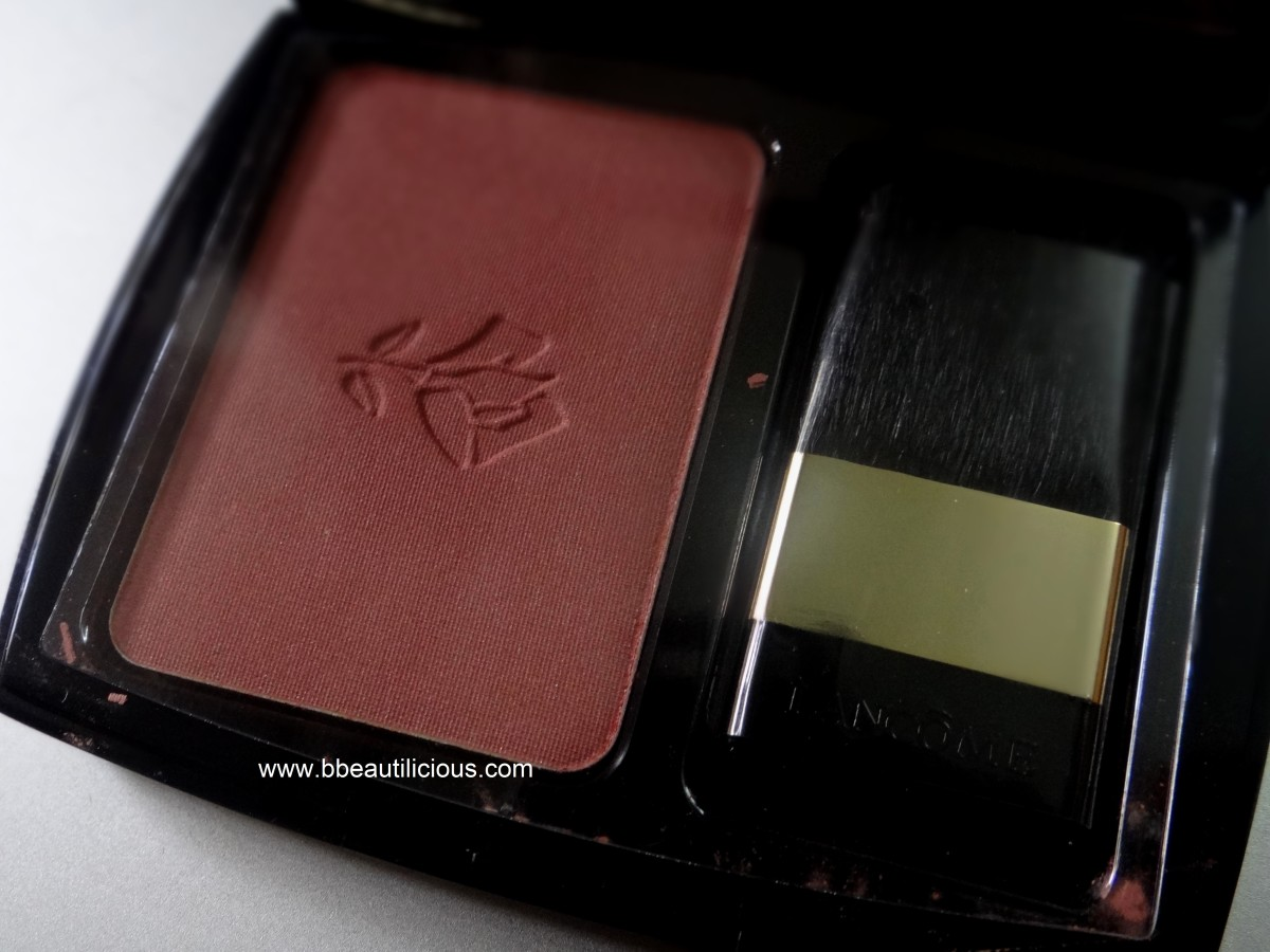 Lancome Blush Subtil 03 Rose Boise review