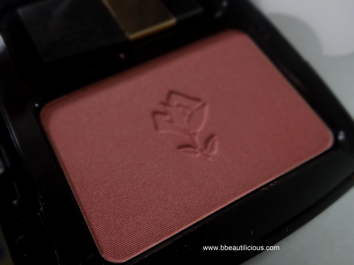 Lancome Blush Subtil 03 Rose Boise review and swatches