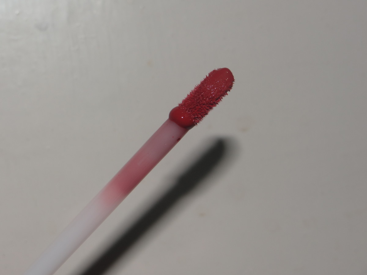 Lotus Herbals Purestay Lip Gloss Rose Bud review