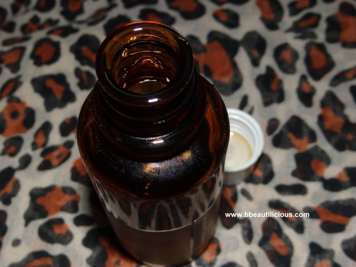 Review Omved Keshin Thailam hair oil