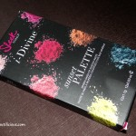 Sleek Sunset i-divine Eyeshadow Palette Review Swatches Photos
