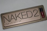 Urban Decay Naked 2 Eyeshadow Palette Review Swatches Photos