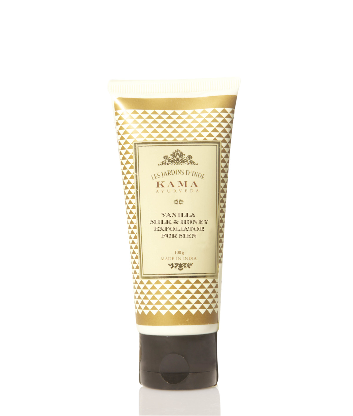 Vanilla, Milk & Honey Body Exfoliator for Men