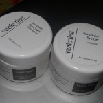 Vedic Line Bio Under Eye Cream & Gel Review Swatches