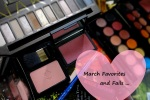 March Favorites and Fails…