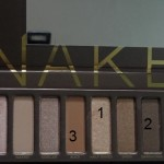 EOTD Feat. Urban Decay Naked Palette