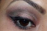 Simple Eyemakeup with Urban Decay Naked Palette