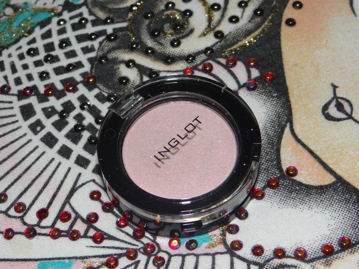 Inglot AMC shine 29 eyeshadow