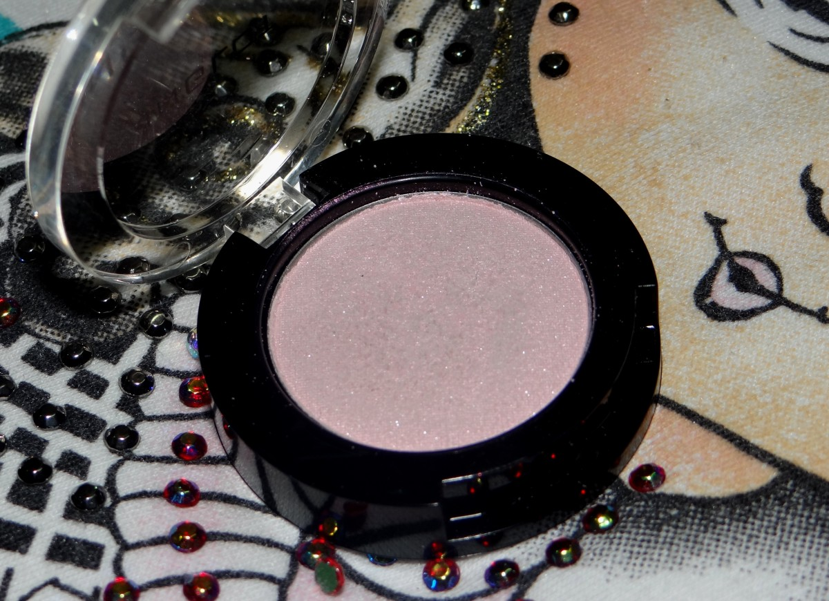 Inglot AMC shine 29 eyeshadow review