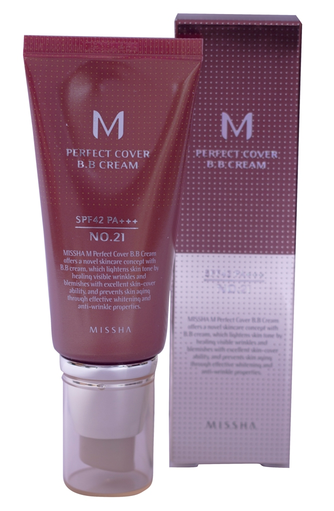 M Perfect Cover BB Cream (SPF 42 PA+++) by Missha