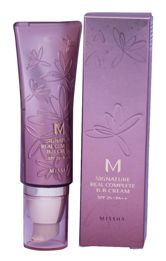 M Signature Real Complete BB Cream (SPF 25 PA++) by Missha