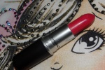 MAC Lustering Lipstick Review Swatches Photos