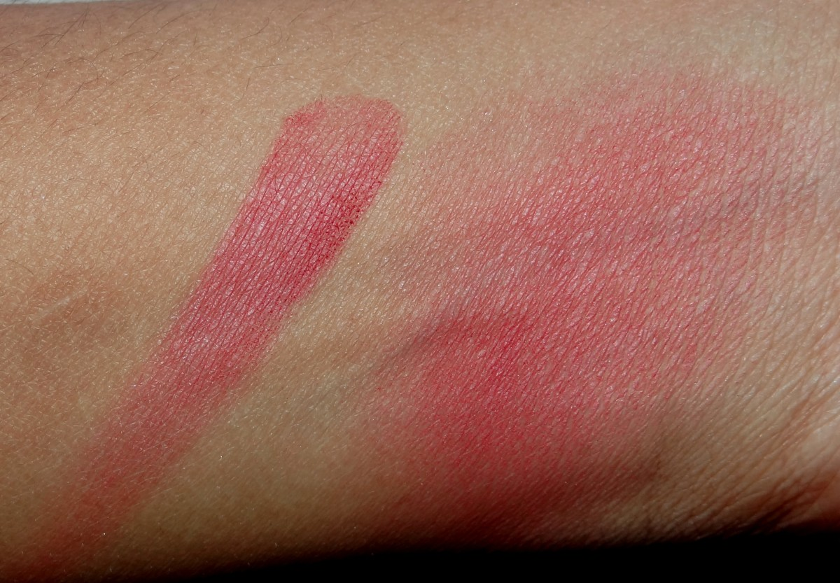 Sleek blush flushed review swatches photos