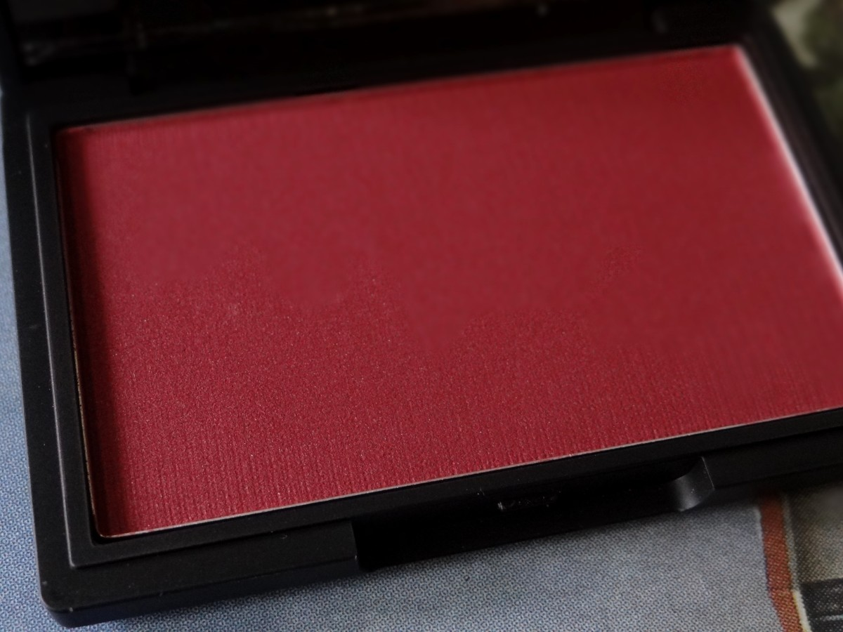 Sleek makeup blush in flushed review