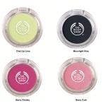 The Body Shop Color Crush Collection Mono Eyeshadows