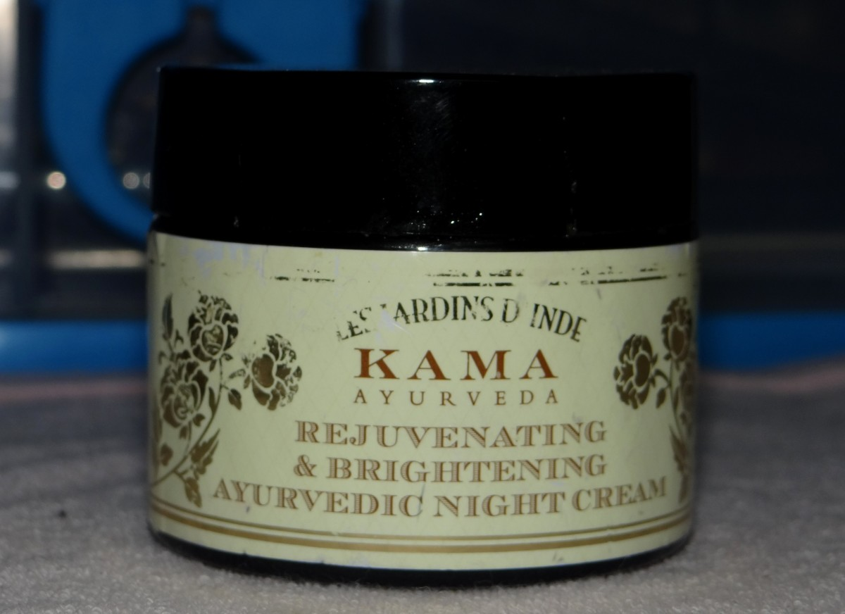 Kama Ayurveda Rejuvenating and Brightening Night Cream review (3)