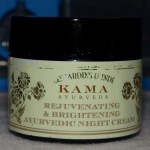 Kama Ayurveda Rejuvenating and Brightening Night Cream