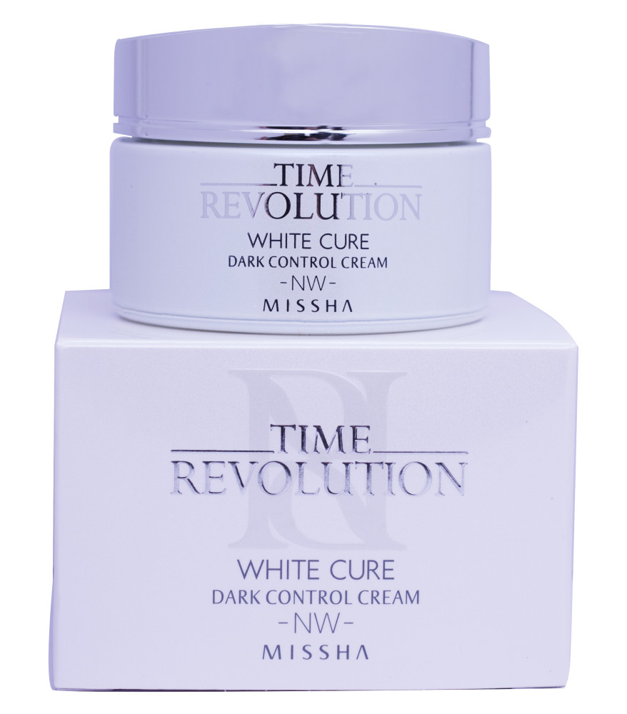 Missha Time Revolution White Cure Dark Control Cream