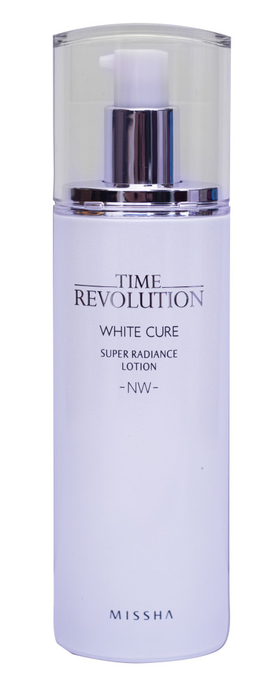 Missha Time Revolution White Cure Super Radiance Lotion