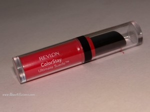 Revlon Colorstay Ultimate Suede Lipstick Couture
