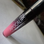 Rimmel Apocalips Lip Lacquer Nova Review Swatches