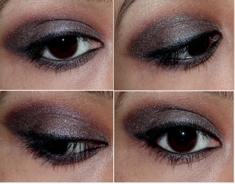 Soft smokey eye makeup tutorial (4)