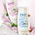 Vivel Luxury Crème Body Wash with Olive and Shea Butter