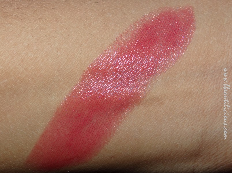 Chanel Rouge Coco Shine Antigone Lipstick review swatches (1)