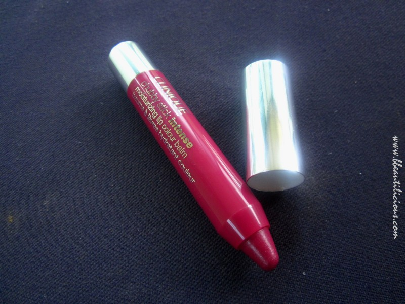 Clinique Chubby Stick Intense Roomiest Rose Review  (2)