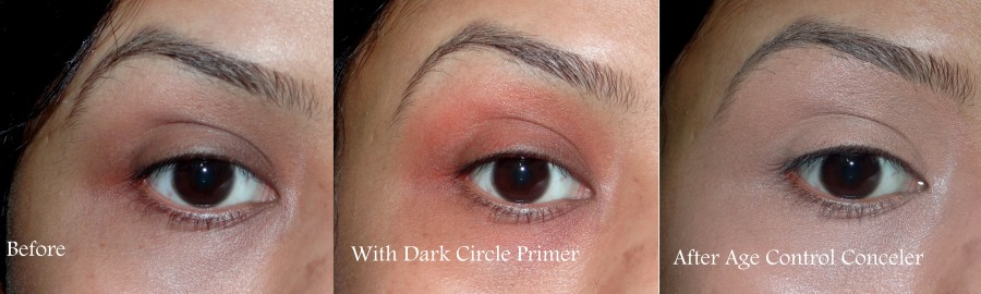 Khuraira cosmetics dark circle correcting primer review (2)