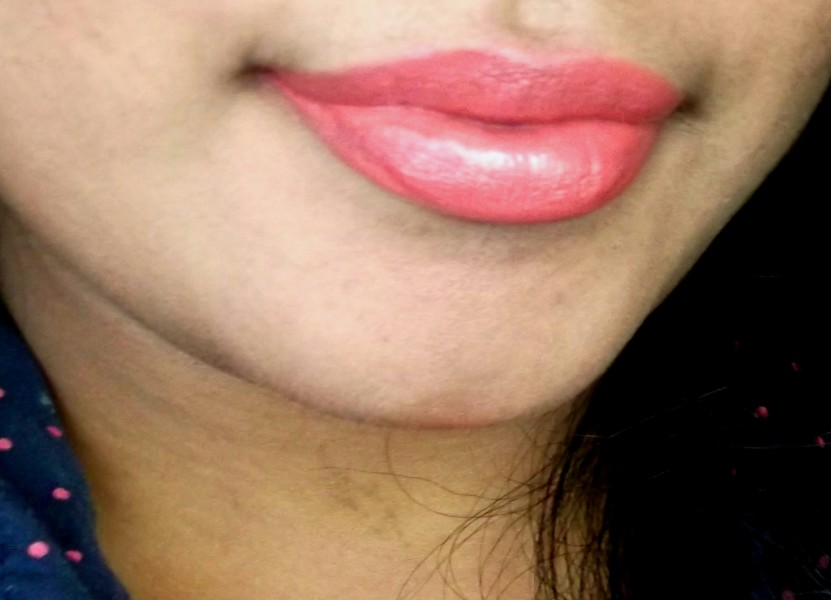 L'Oreal Paris Color Riche 371 Pink Passion Lipstick Review (1)