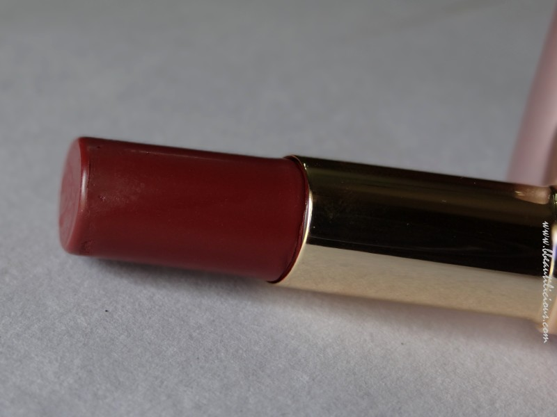 Lakme 9to5 lipstick Wine Play Review Swatches (7)