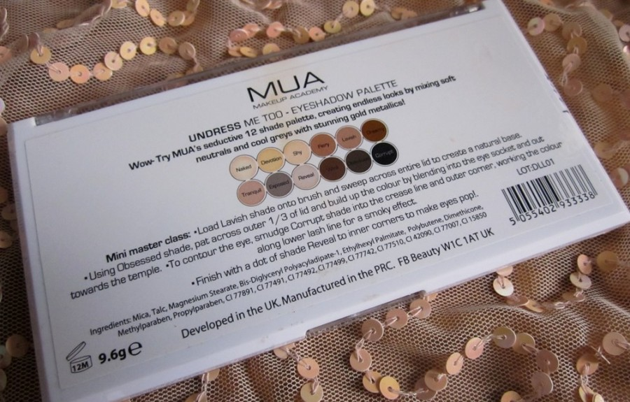 MUA undress me too palette review and swatches (6)