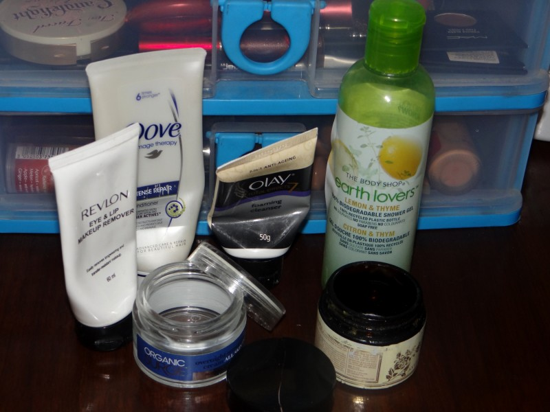May Empties (2)