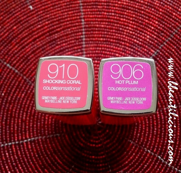 Maybelline Color Sensational Vivids Lipstick Review Swatches (7)
