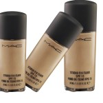 MAC Studiofix Fluid Foundation Review Swatches Photos