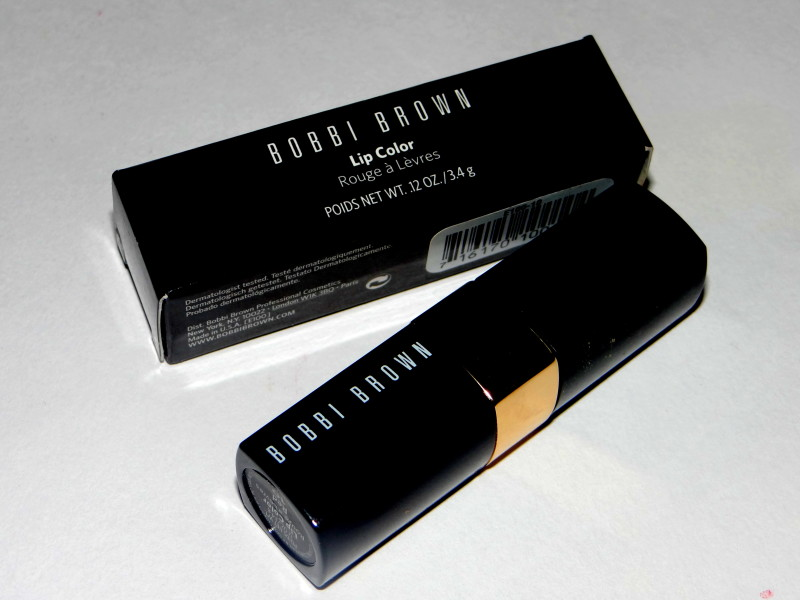 Bobbi Brown Rich Lip Color Red Review Swatches Photos