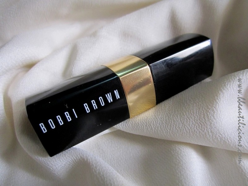 Bobbi Brown Lipcolor Salmon review swatches (6)