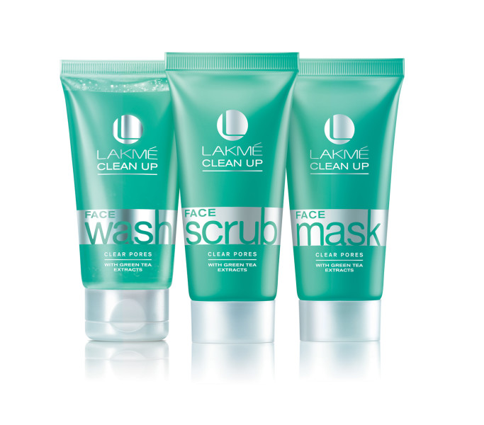 Lakmé Clear Pores CLEAN UP range