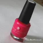 Lakme Absolute Gel Stylist Nail Color Pink burst