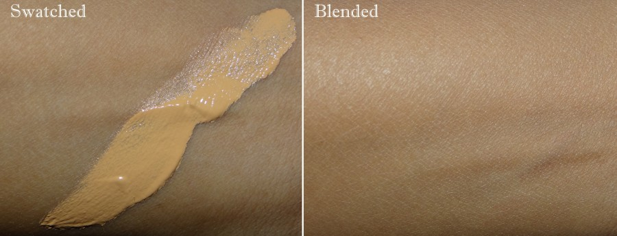 Lakme CC Cream Review swatches photos (5)