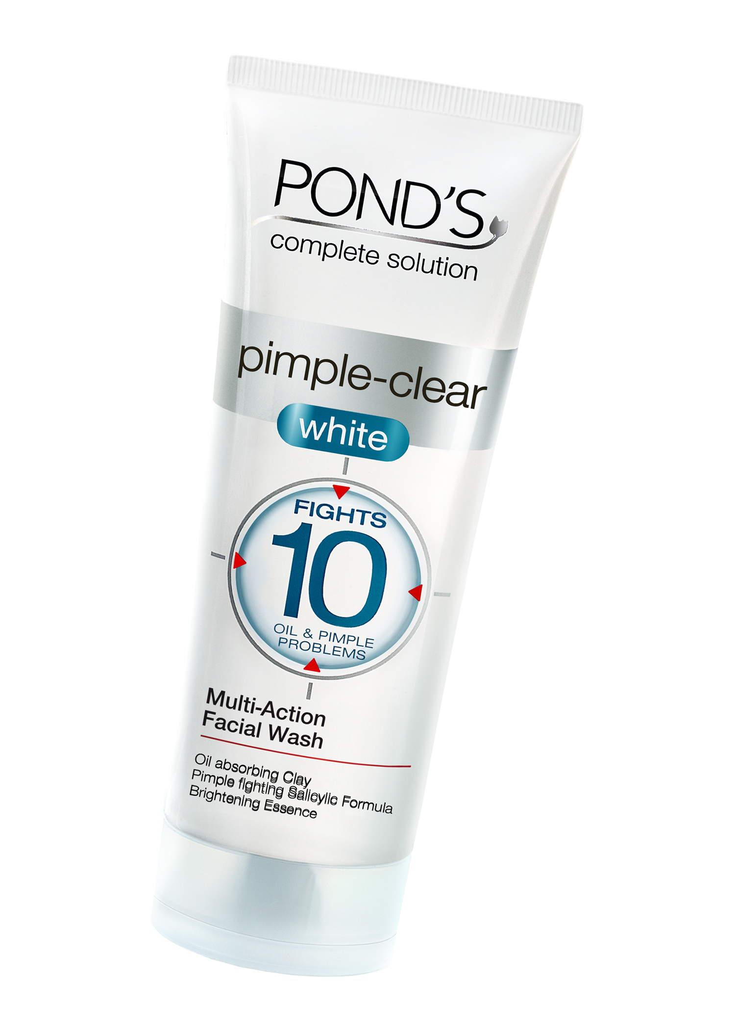 Pond's pimple-clear white face wash