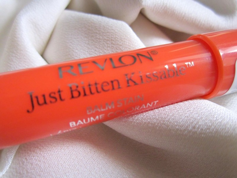 Revlon Just Bitten Kissable Balm Stain Rendezvous Review & Swatches  (5)
