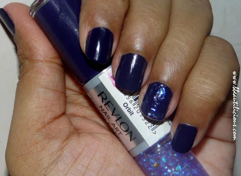 Revlon Nail Art Mooncandy review swatches (2)